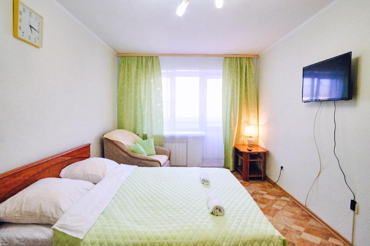 Апартаменты/квартира  Уютная квартира на Карла Маркса рядом с ЖД вокзалом  - отзывы Booking