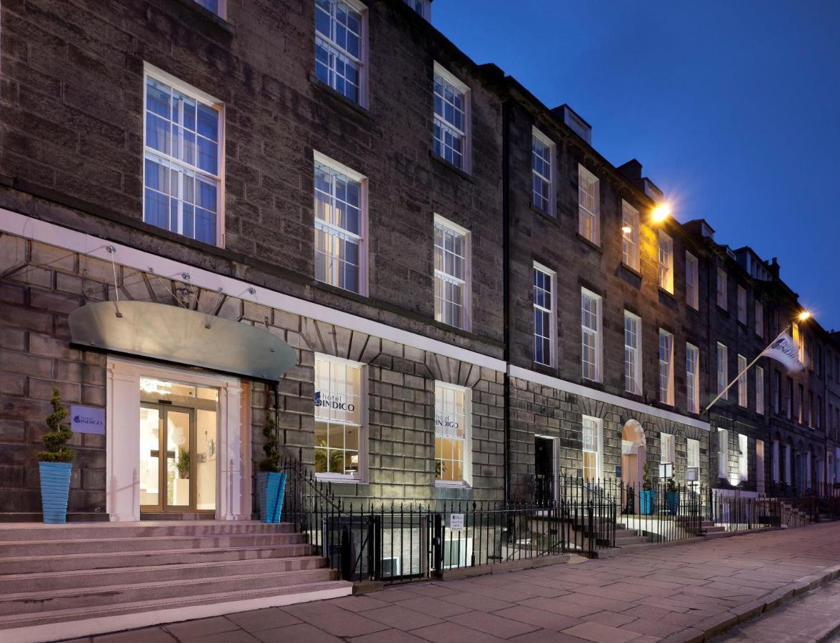 Отель  Hotel Indigo Edinburgh, an IHG Hotel  - отзывы Booking