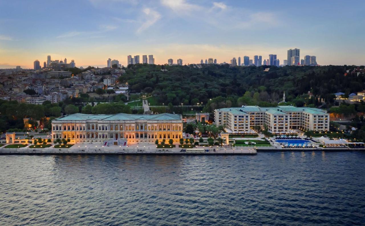 Отель  Çırağan Palace Kempinski Istanbul