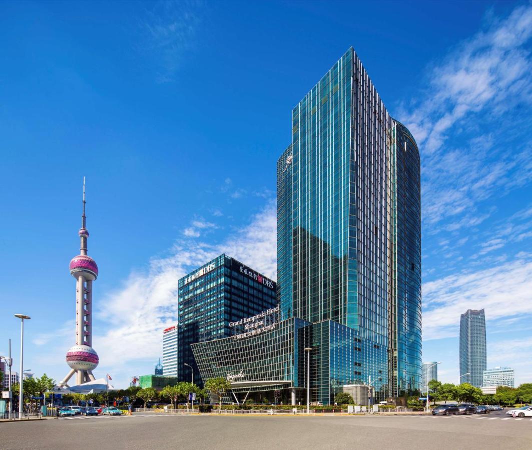 Отель  Grand Kempinski Hotel Shanghai  - отзывы Booking