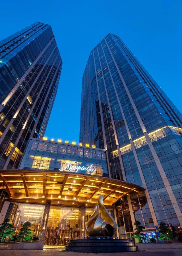 Отель  Отель  Kempinski Hotel Changsha