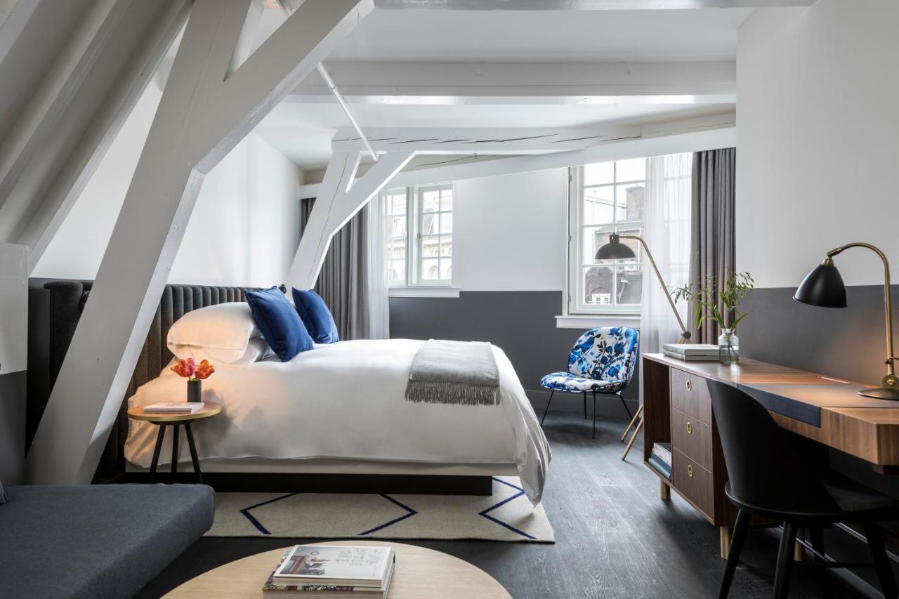 Отель  Отель  Kimpton De Witt Amsterdam