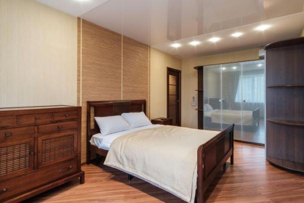 Апартаменты/квартира  Two Bedroom Premium Apartments - Двухкомнатная квартира, 4 спальных места