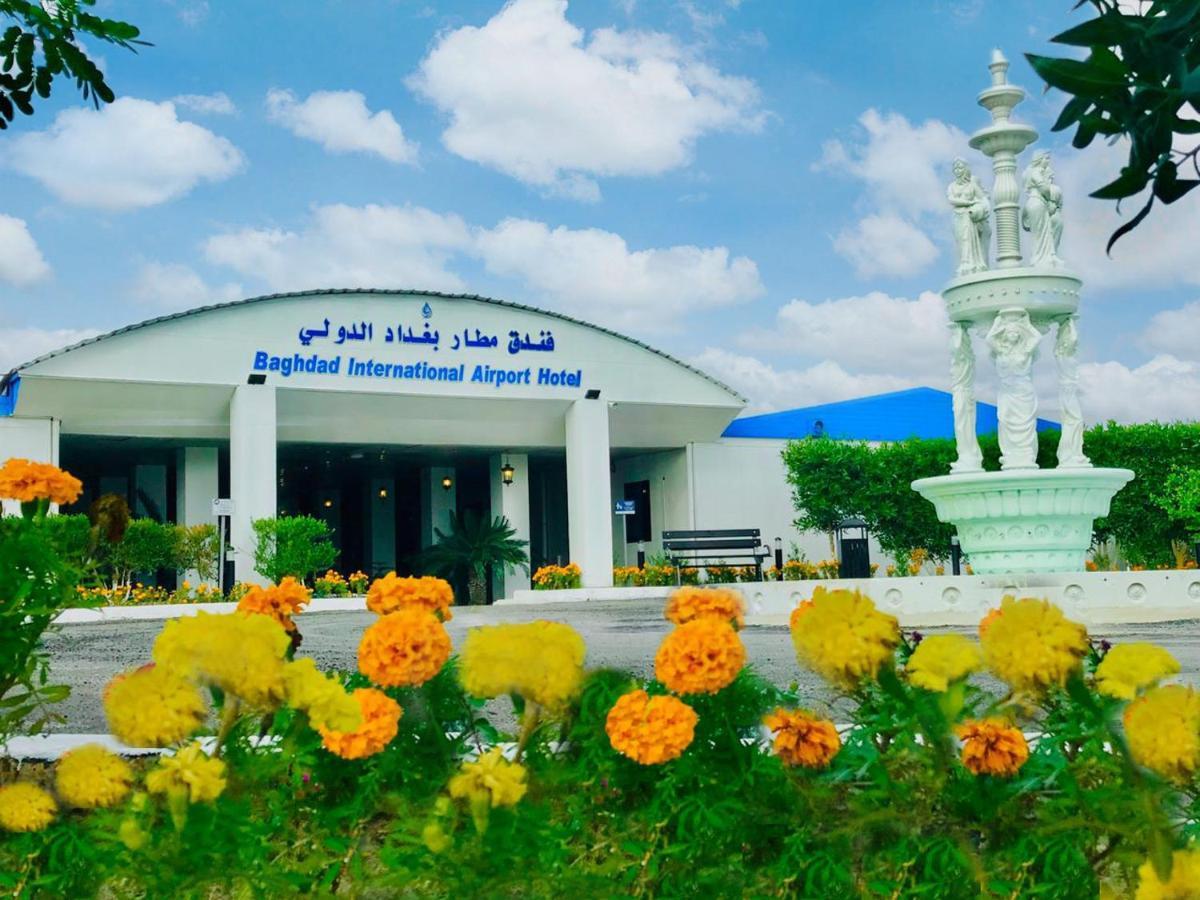 Отель Отель Baghdad Intl. Airport Hotel
