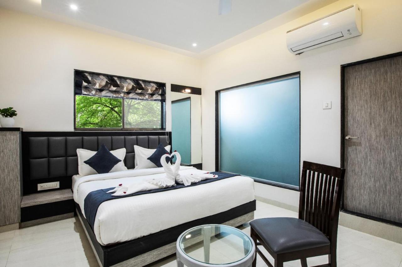 Hotel Megh Residency Navi Mumbai India Booking Com