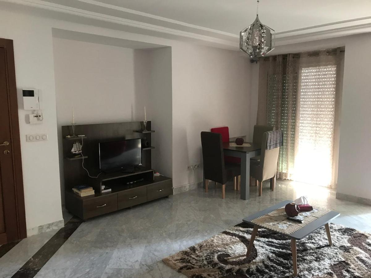 Апартаменты/квартира  LES HAUTEURES D EL MENZAH