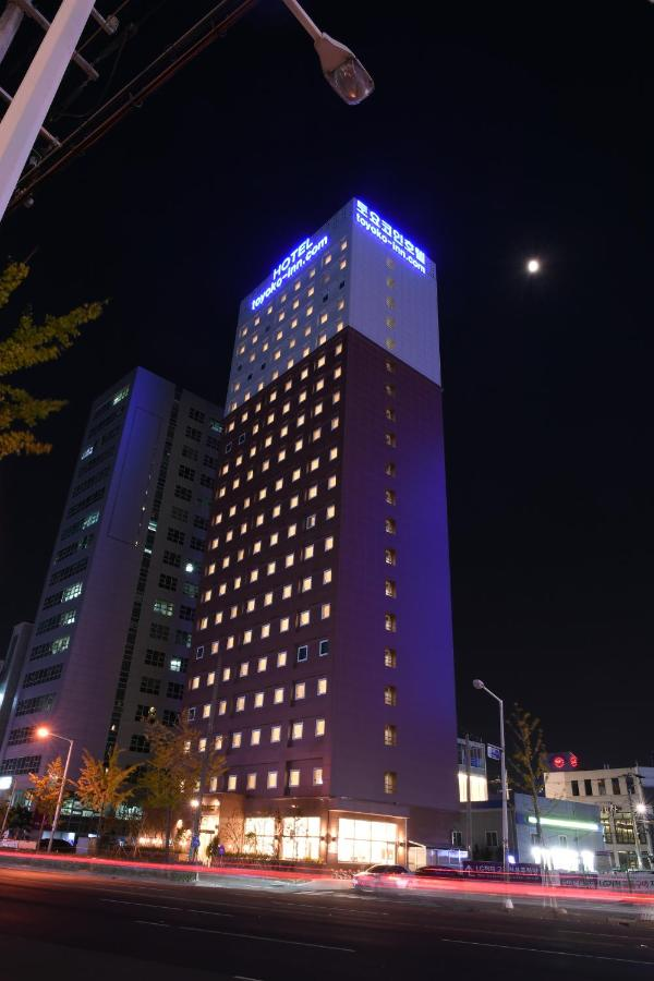 Отель  Toyoko Inn Ulsan Samsan  - отзывы Booking