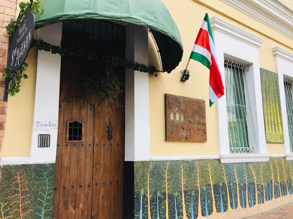 Отель типа «постель и завтрак»  Hotel Posada de San Agustin  - отзывы Booking