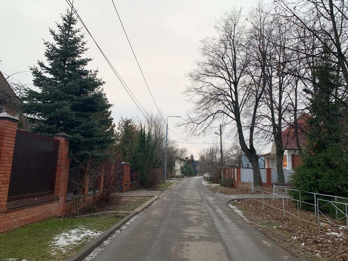 Загородный дом  Загородный дом на Рублевке