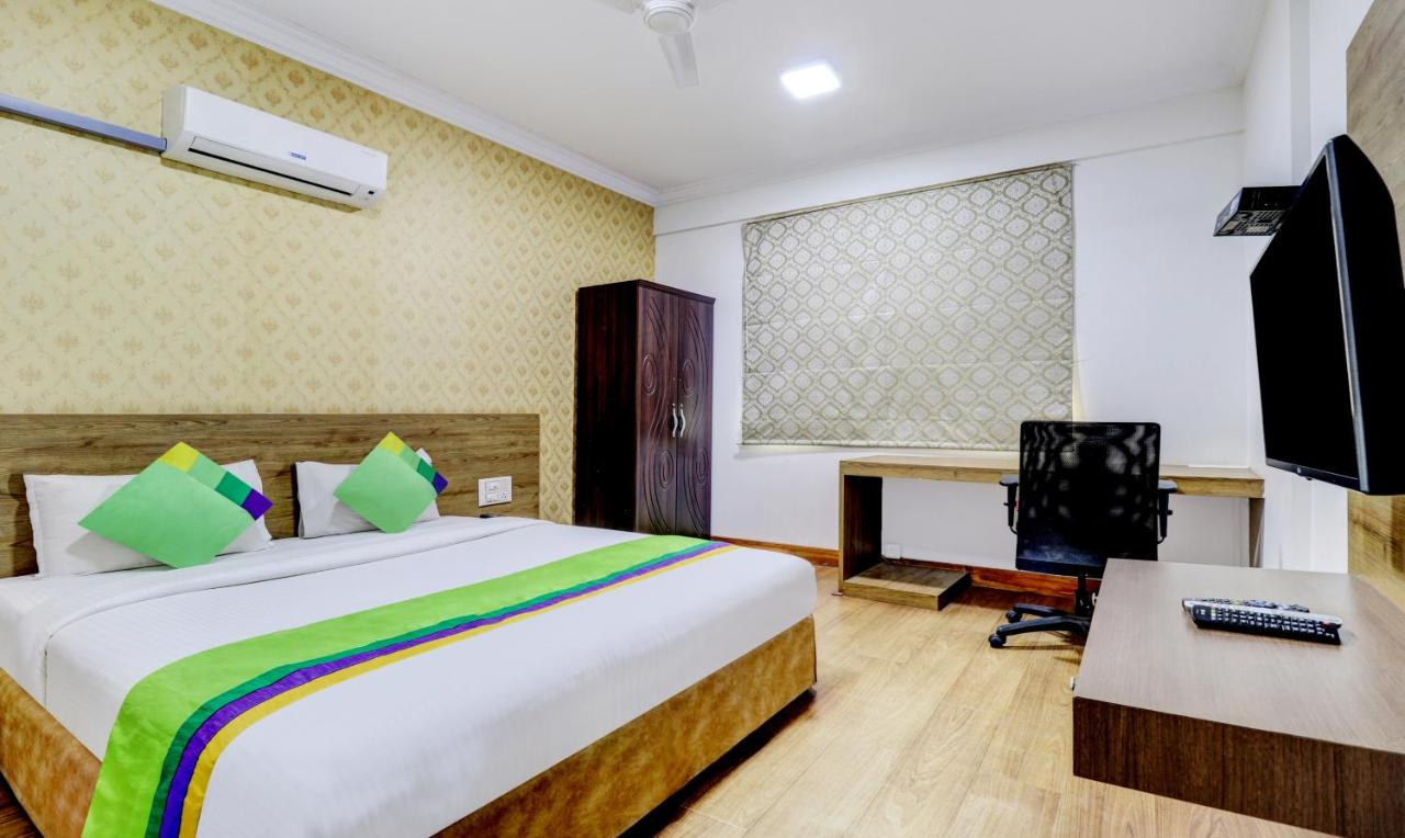 Hotel Treebo Trend Seven Olives Hsr Bangalore India Booking Com