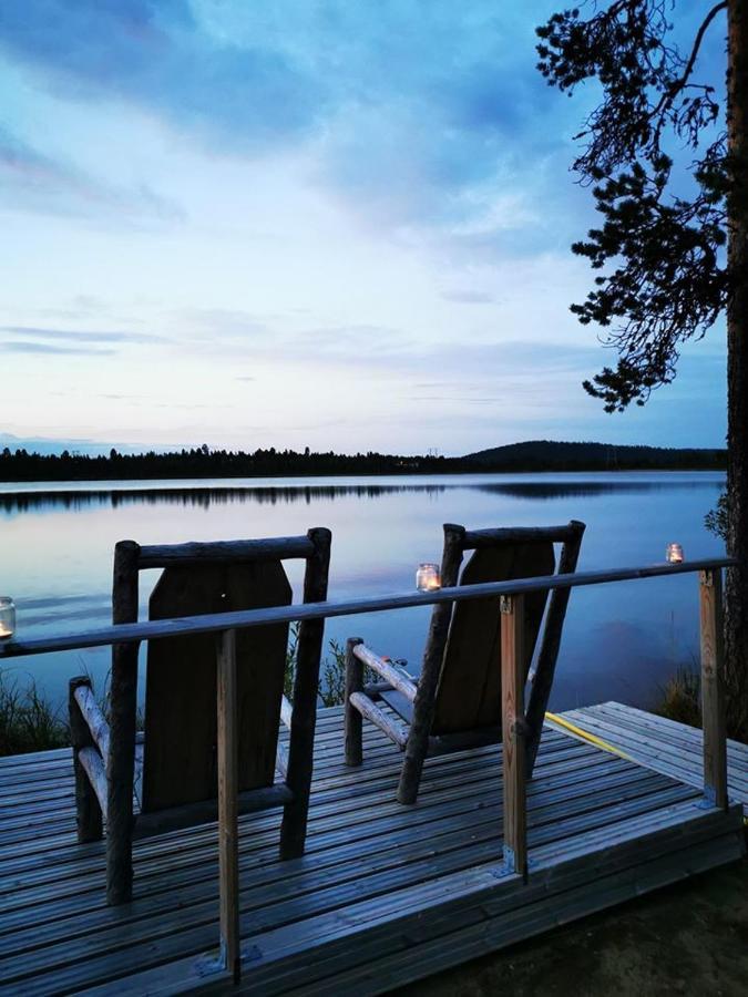 Шале  Ivalo Lake Cottage