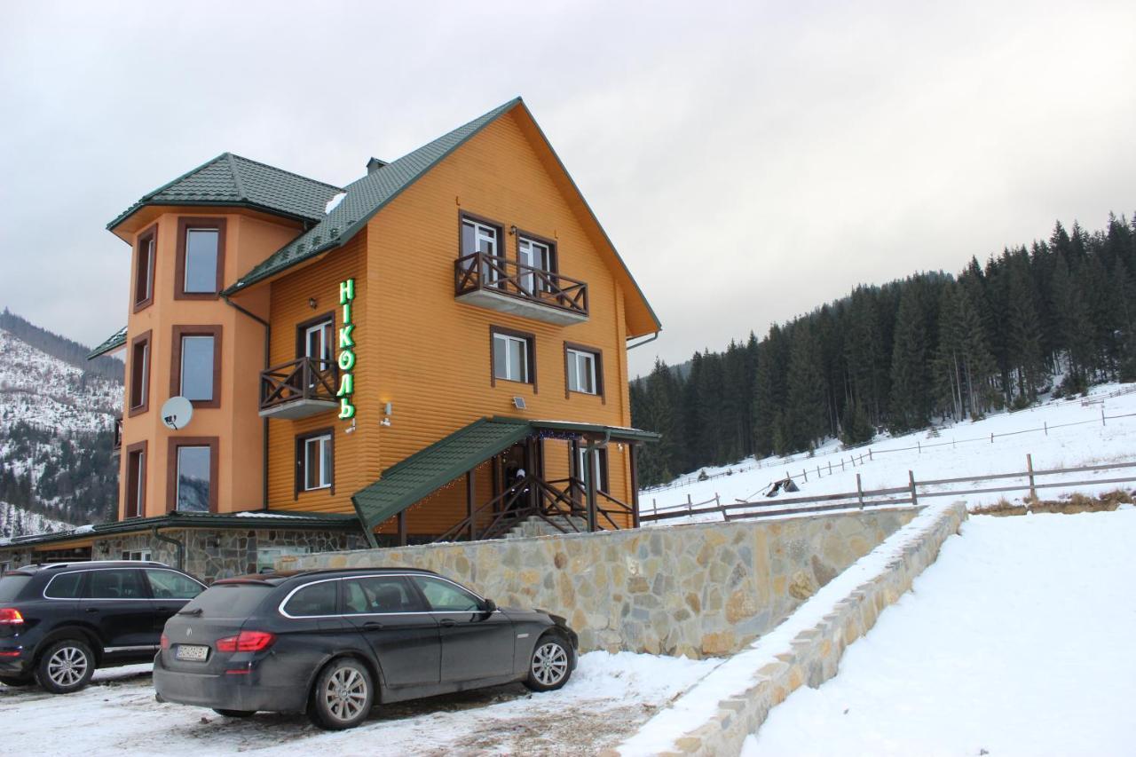 Гостевой дом  Nikol Guest House