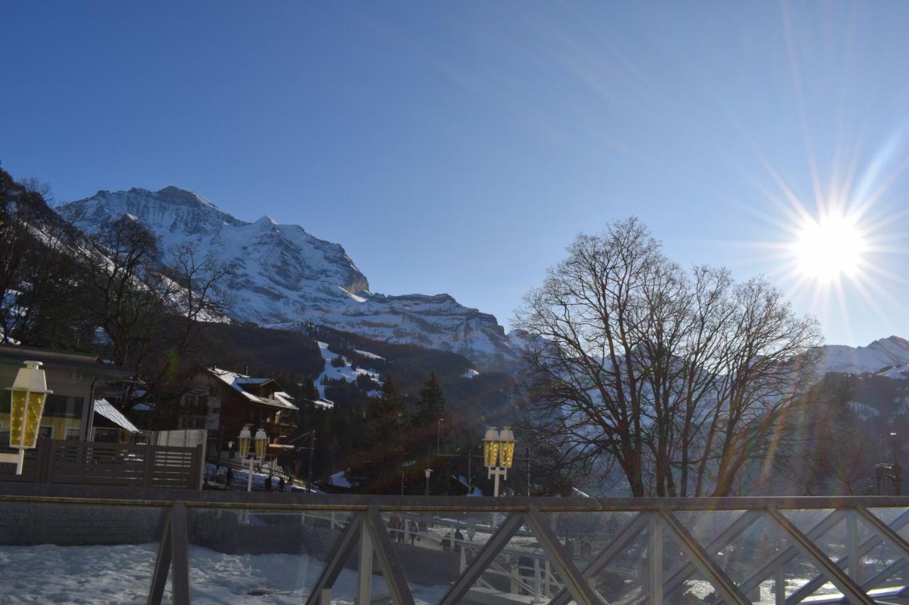 Апартаменты/квартира  Jungfrauview