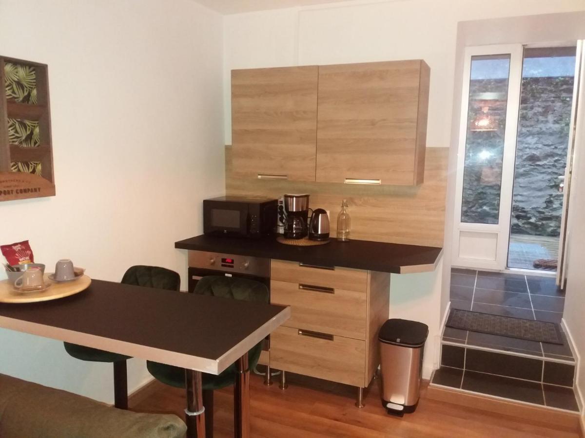 Апартаменты/квартира  Studio moderne avec terrasse  - отзывы Booking
