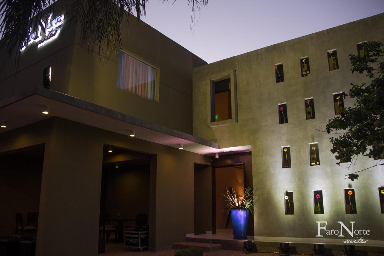 Отель  Отель  Faro Norte Suites