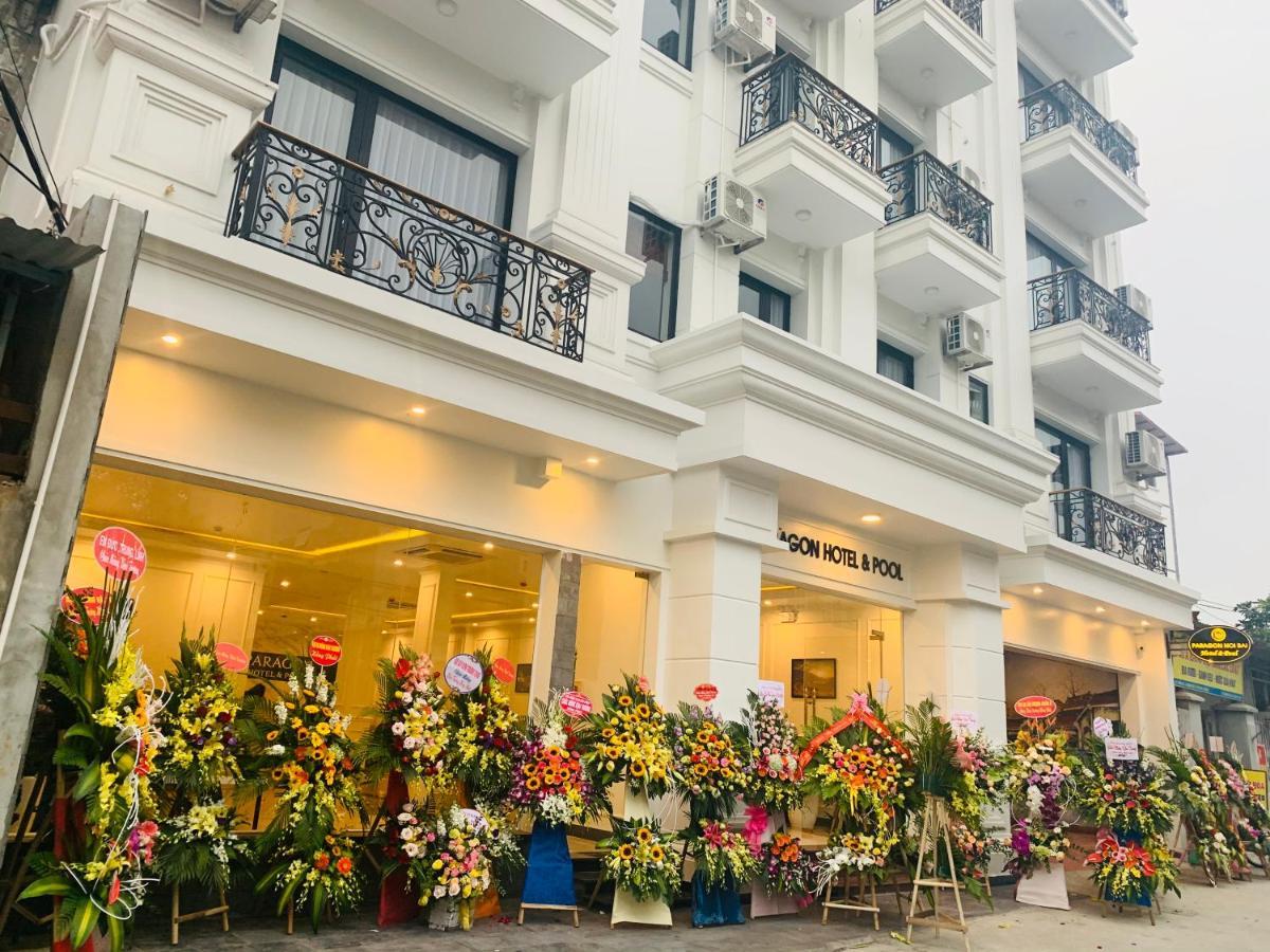Отель  Отель  Paragon Noi Bai Hotel & Pool