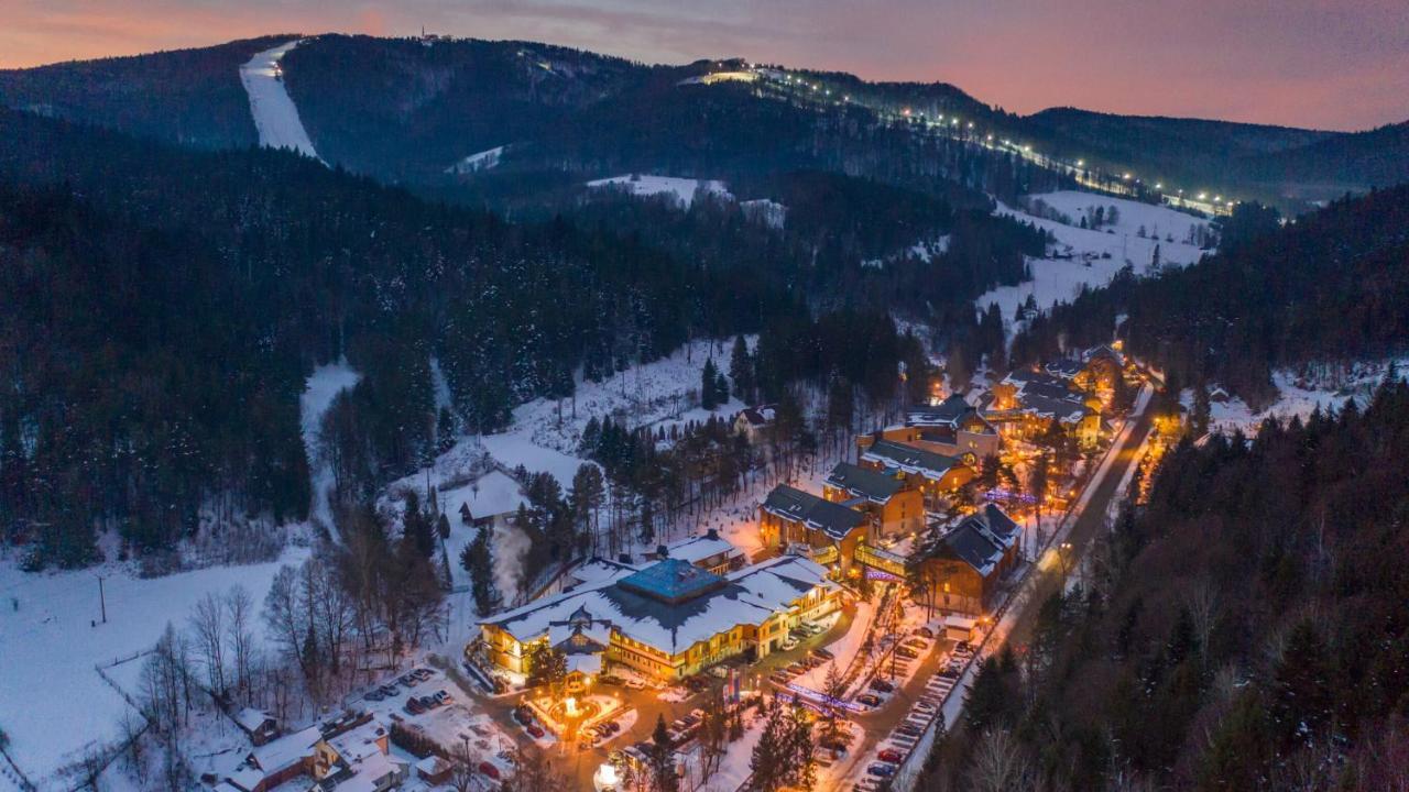 Отель  Hotel Czarny Potok Resort SPA & Conference  - отзывы Booking