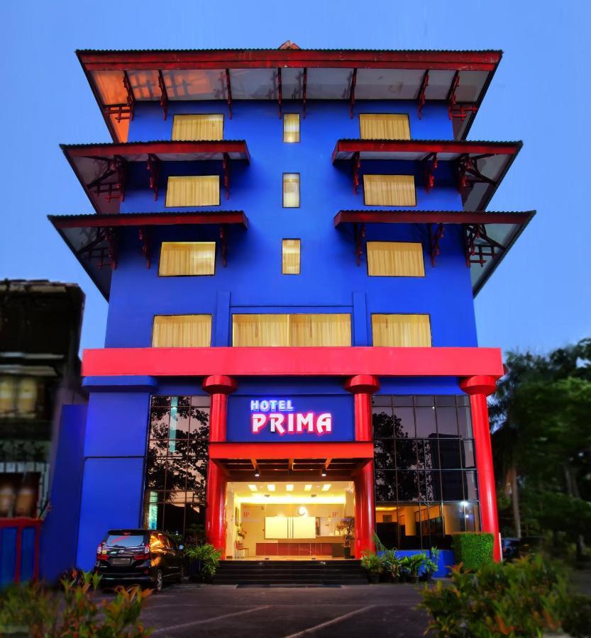 Отель  HOTEL PRIMA  - отзывы Booking