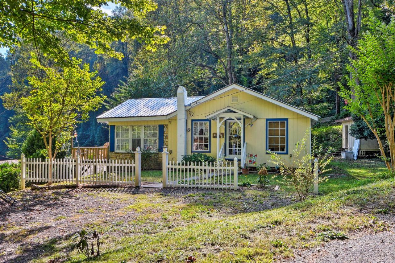 Cottage With Mtn Views Near Tail Of The Dragon Fontana Village Updated 2020 Prices