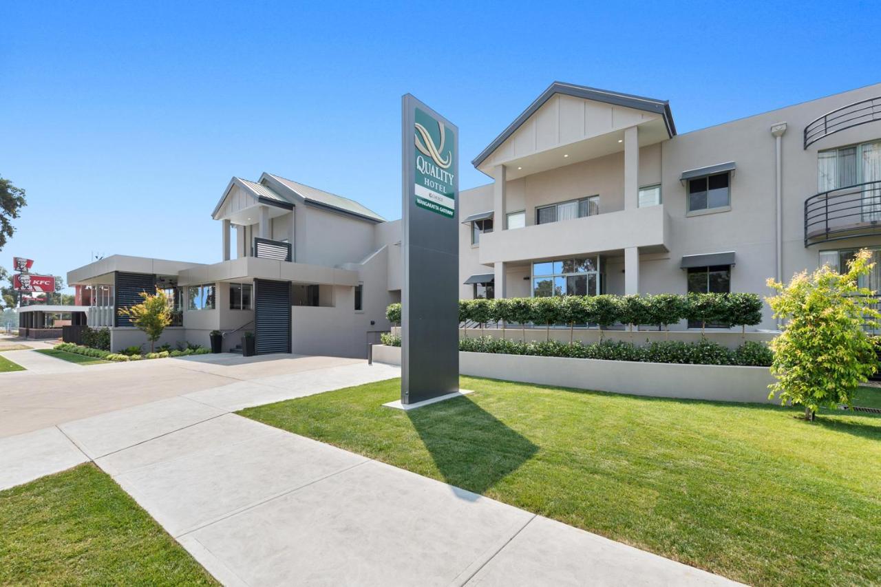 Отель  Quality Hotel Wangaratta Gateway  - отзывы Booking