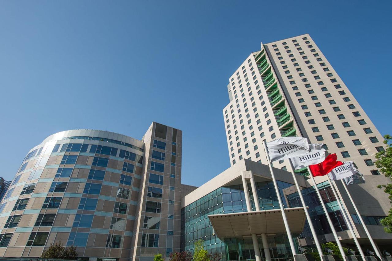 Отель  Hilton Beijing