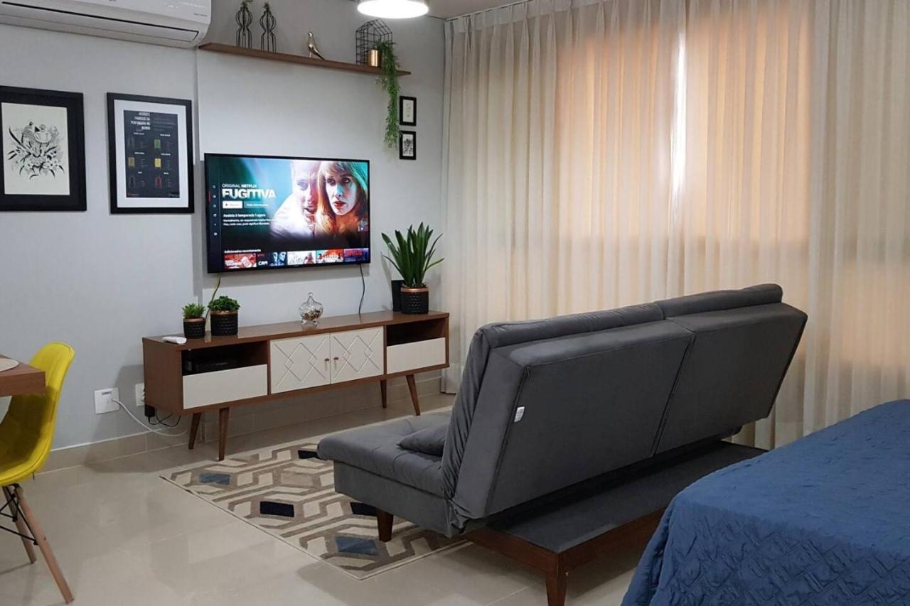 Апартаменты/квартира  Flat Mobiliado Perto Do Goiania Shopping, DNA, ótimo.