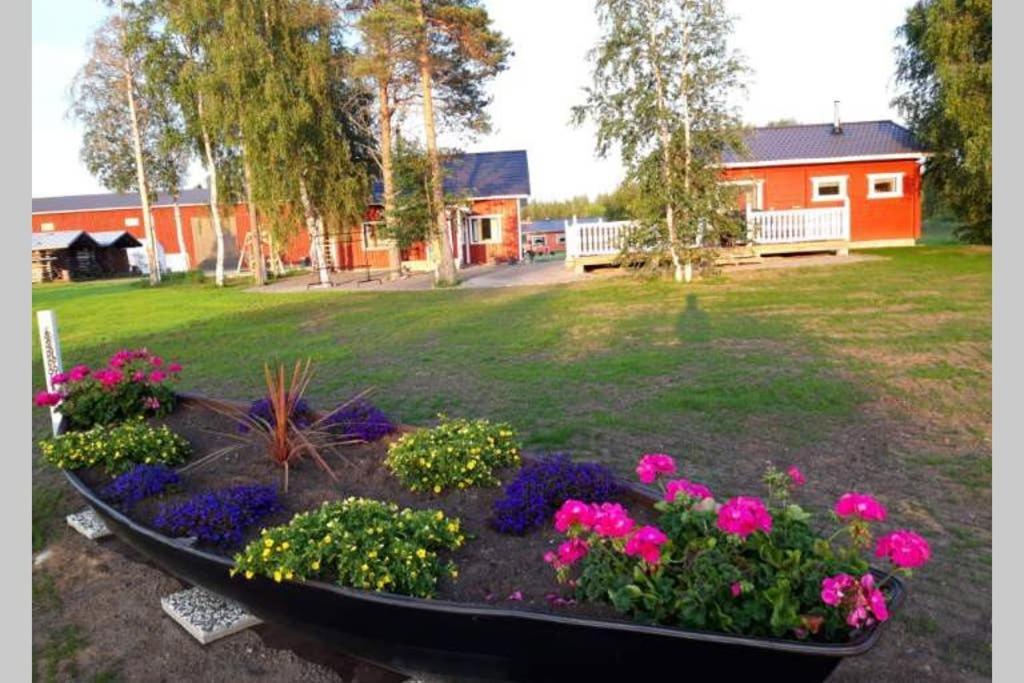 Апартаменты/квартира  Koiviston porotila, Pudasjärvi  - отзывы Booking