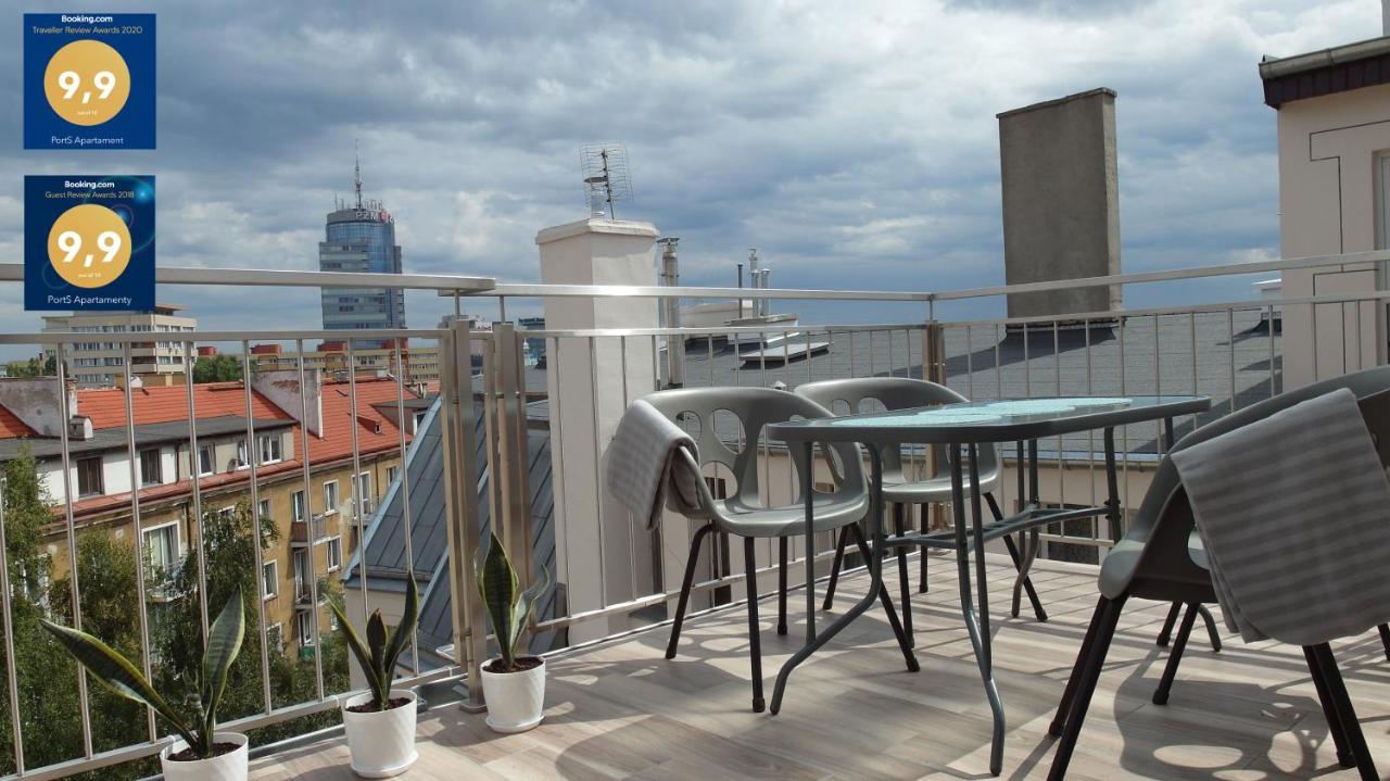 Апартаменты/квартира  PortS Apartament  - отзывы Booking