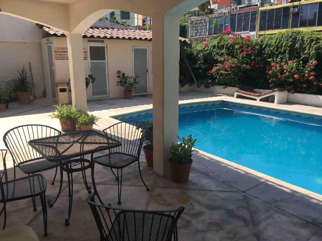 Отель  Отель  Hotel Magallanes Acapulco Con Cocineta 100 Metros De Playa