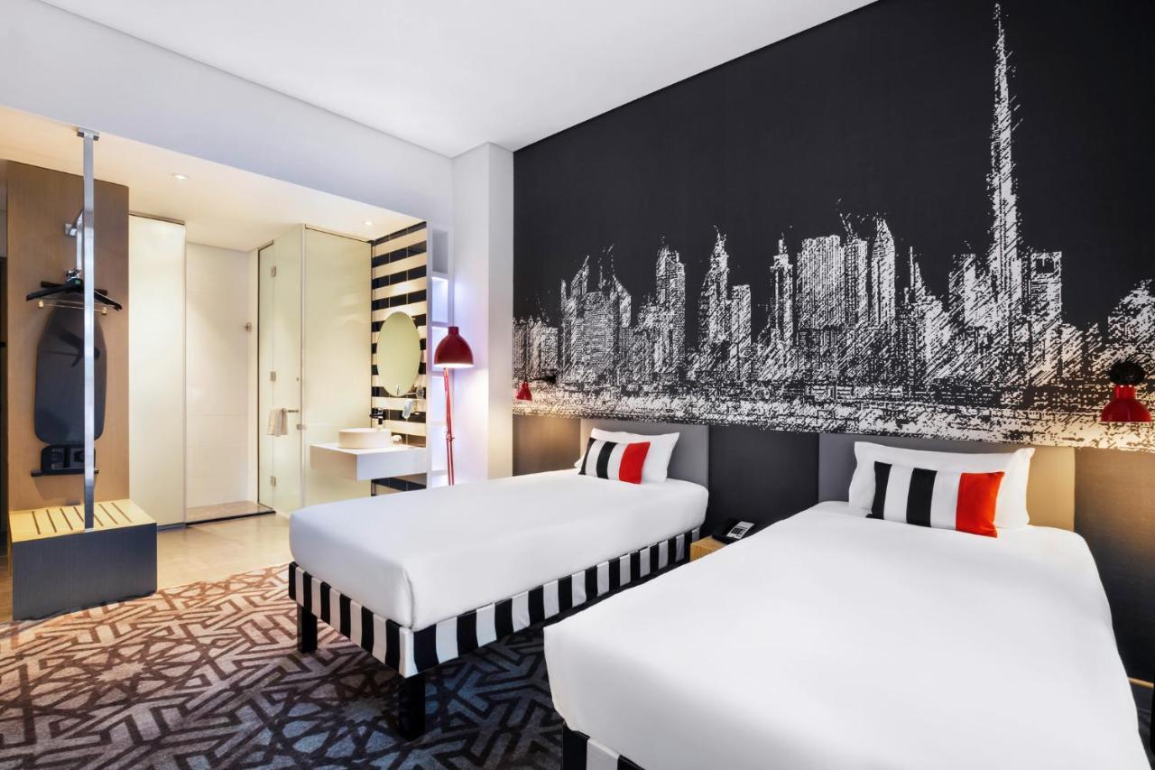 Отель  Отель  Ibis Styles Dubai Airport Hotel