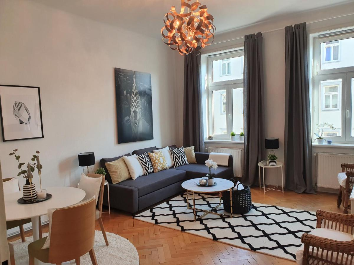 Stylish Design Apartment near City, Vienna, Austria