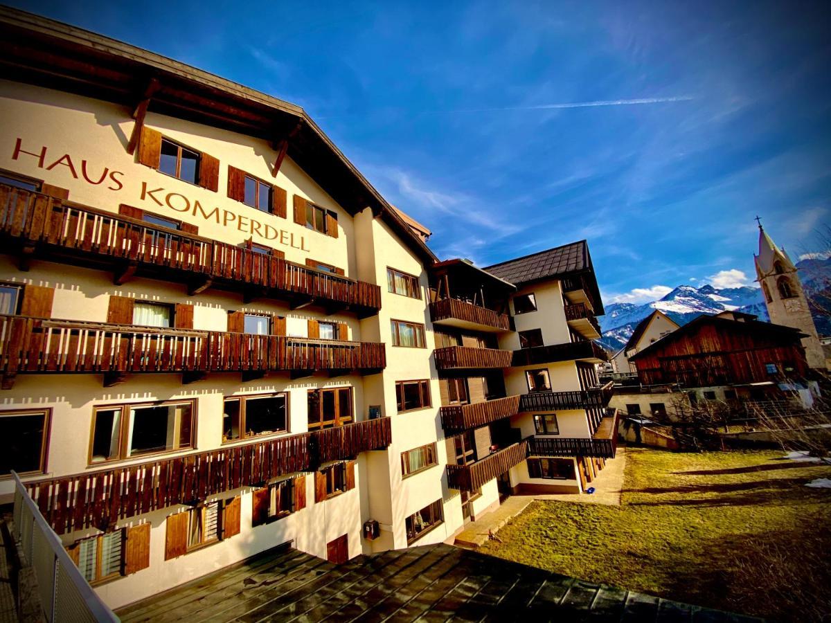 Отель  Hotel Komperdell  - отзывы Booking
