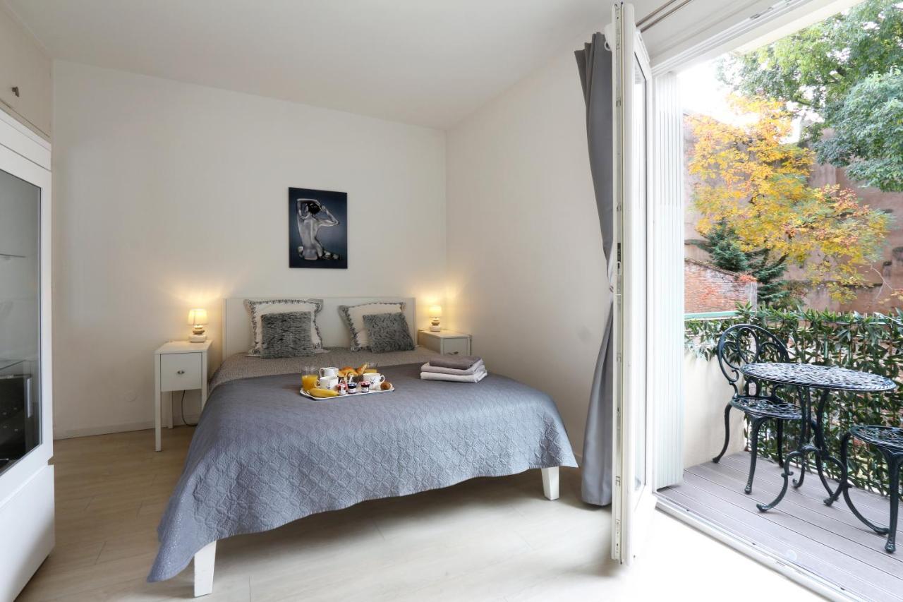 Фото  Апартаменты/квартира Riverside Toulouse (Harmony)