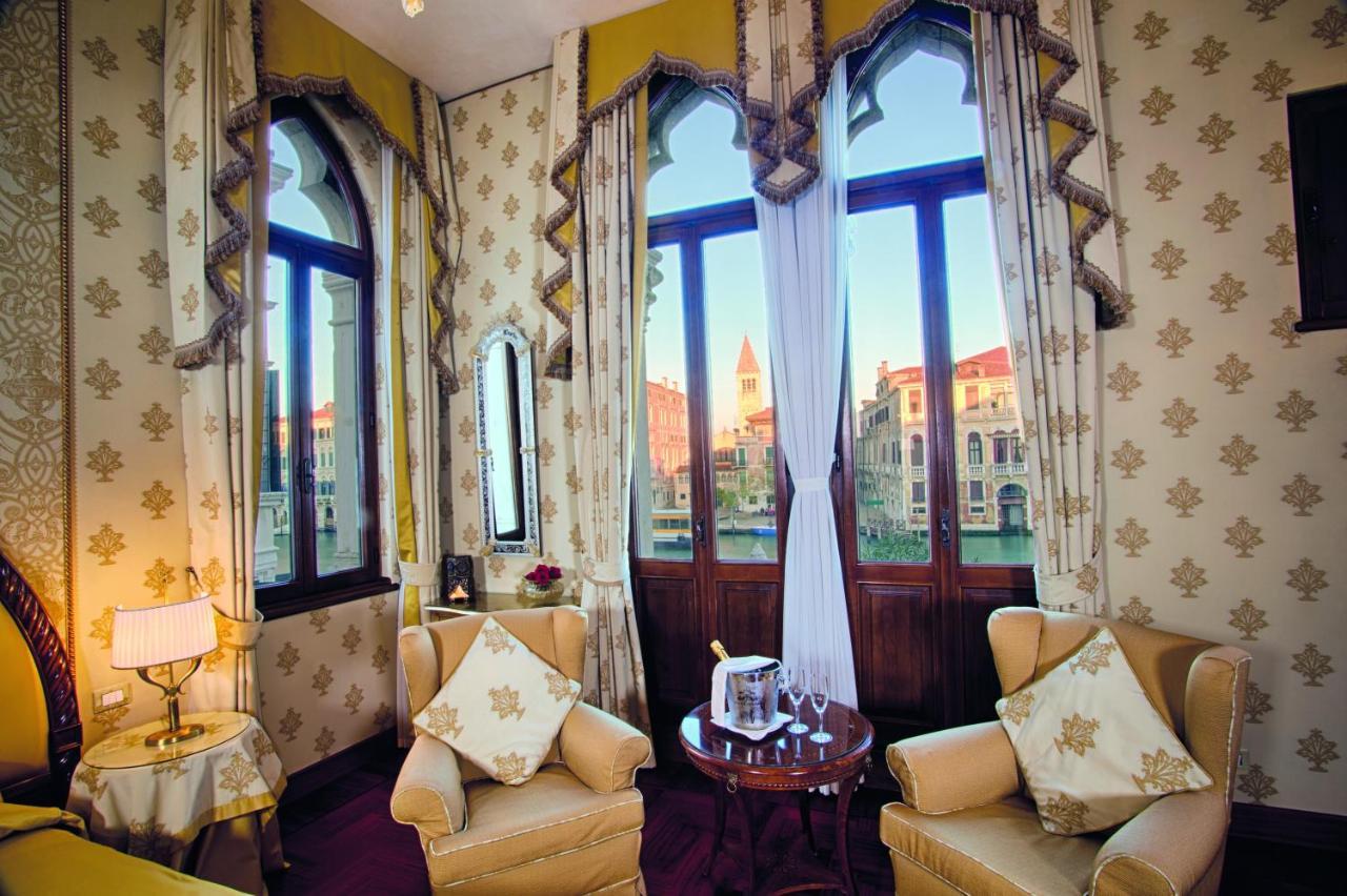 hoteles venecia con vistas al gran canal
