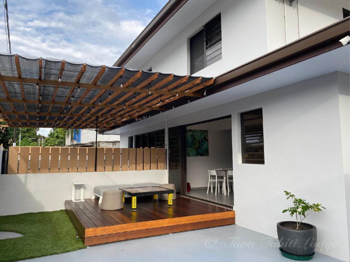Гостевой дом  Tara Tahiti Lodge