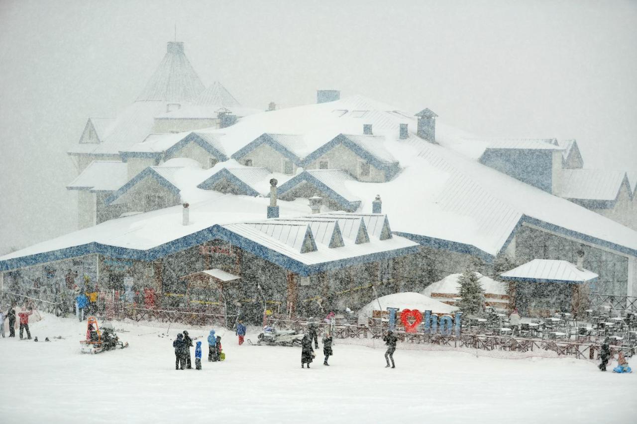 Отель  Bof Hotel Uludağ Ski & Convention Resort  - отзывы Booking