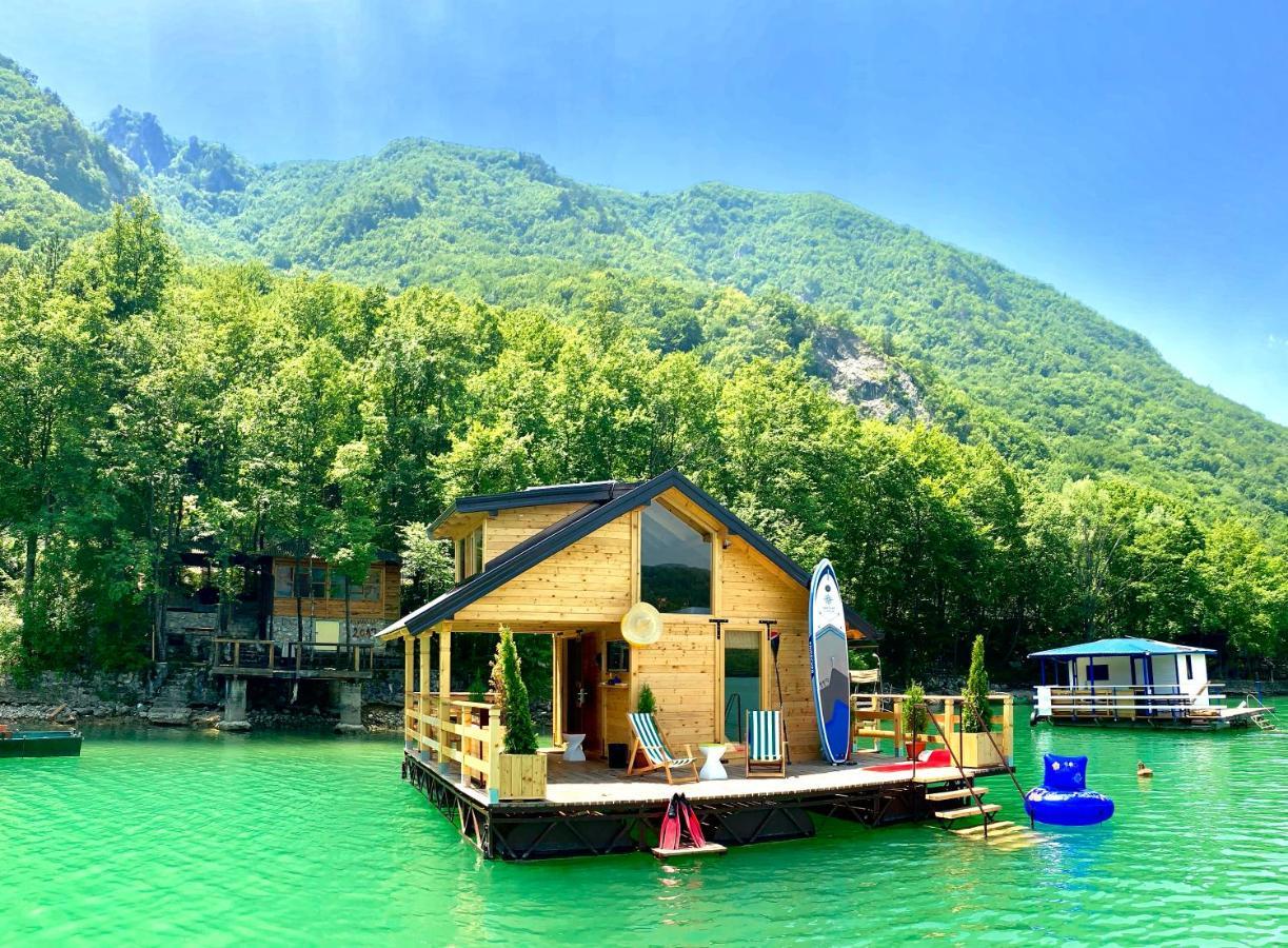 Vacation Home Floating House Bajina Basta Serbia Booking Com