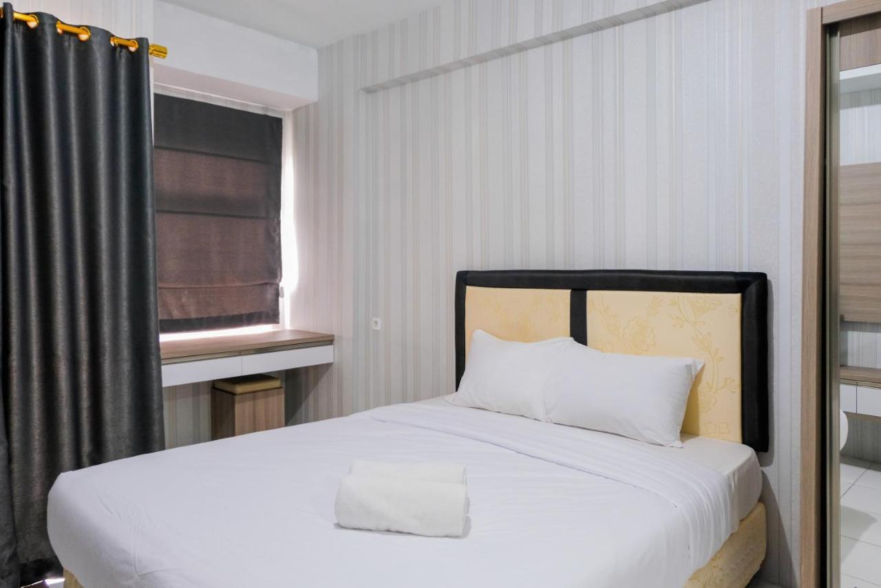 Best Price And Modern Studio Apartment At Ayodhya Residence By Travelio Karawaci Indonesia Booking Com
