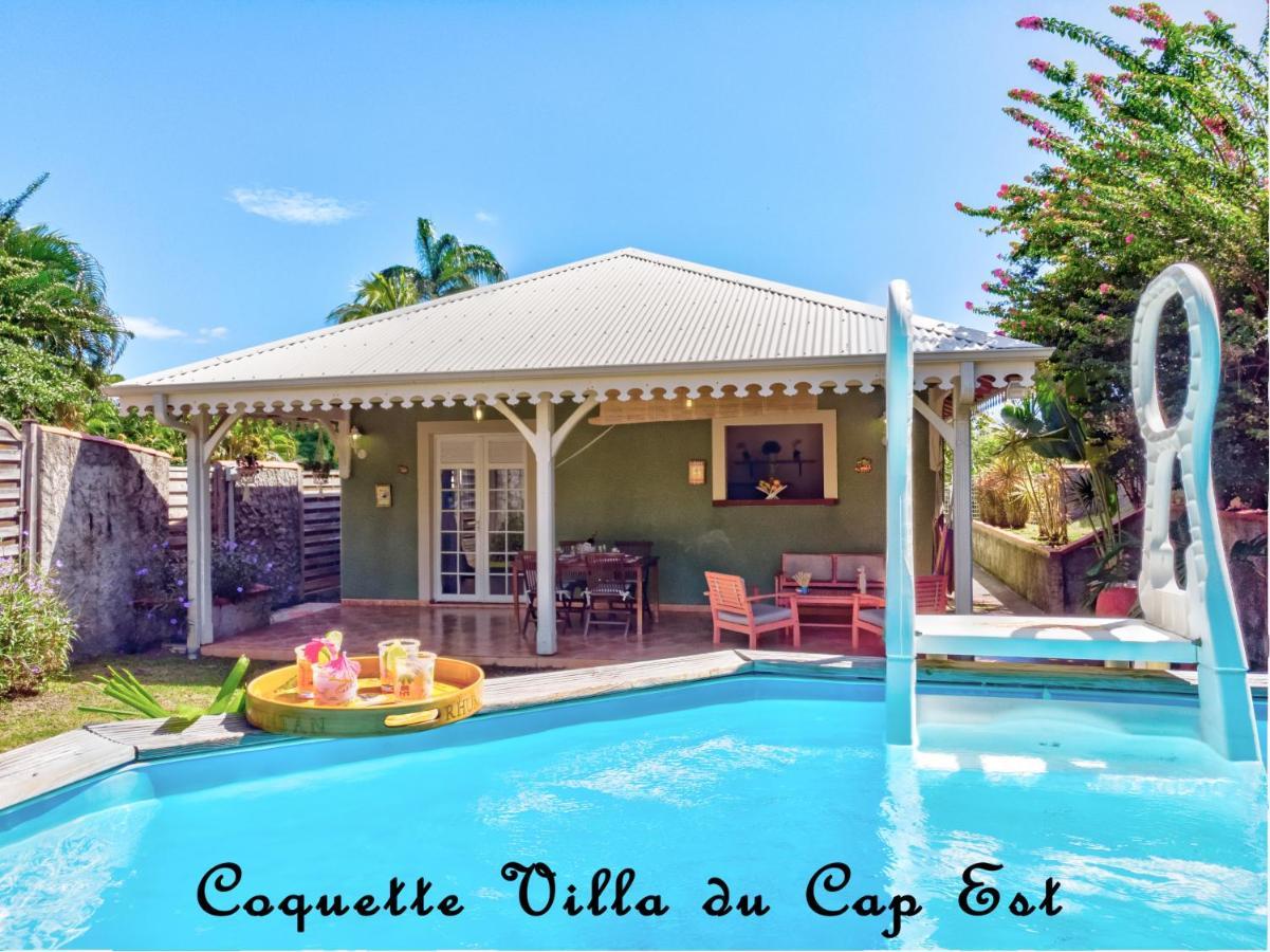 Вилла  Coquette villa du Cap Est - TARIF SPÉCIAL !  - отзывы Booking