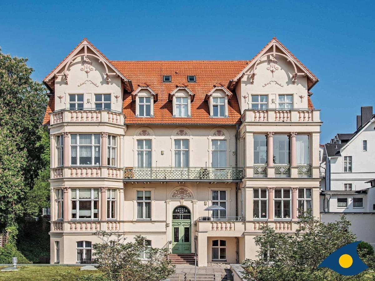 Курортный отель  Villa Frisia Whg_ 22  - отзывы Booking