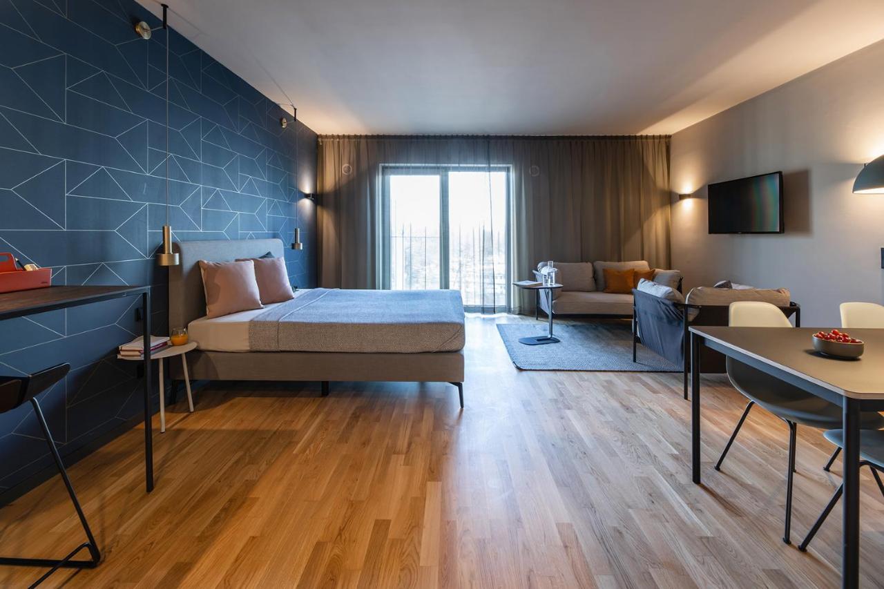 Апартаменты/квартиры  ipartment Frankfurt Airport  - отзывы Booking