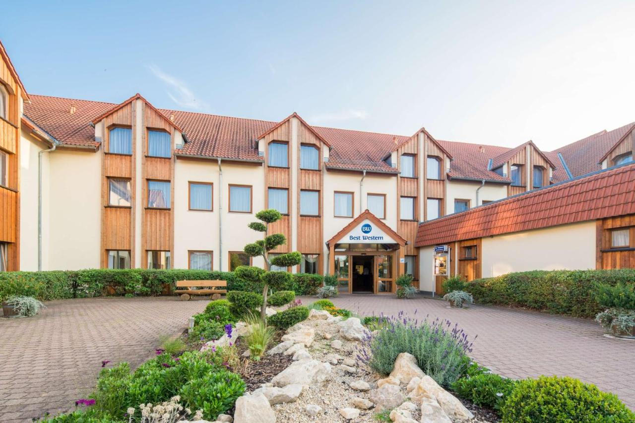 Отель  Best Western Erfurt-Apfelstädt