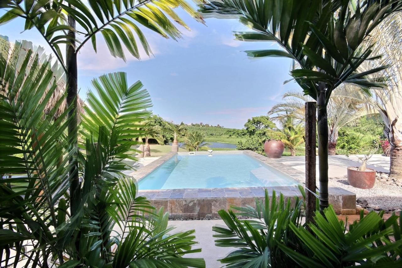 Фото  Вилла Villa Colibri : piscine grand jardin près des spots de kitesurf