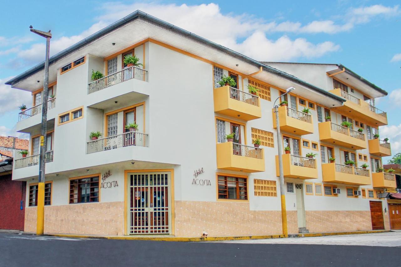 Отель  Отель  Hotel Acosta