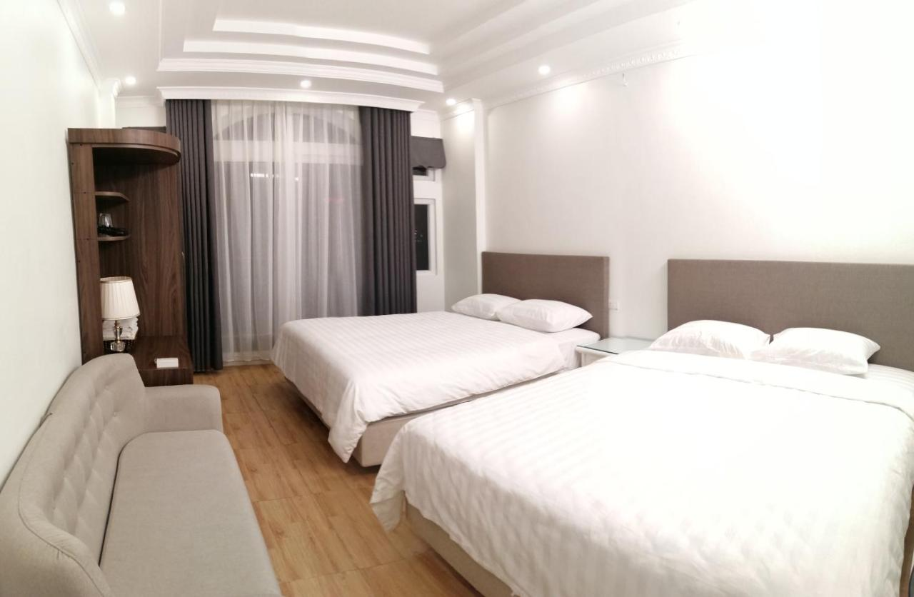 Отель  Roma Hotel Noi Bai Airport