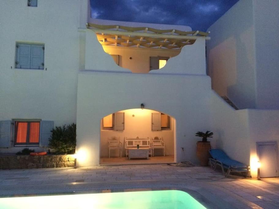 Дом для отпуска  BLUE HEART Mykonos  - отзывы Booking