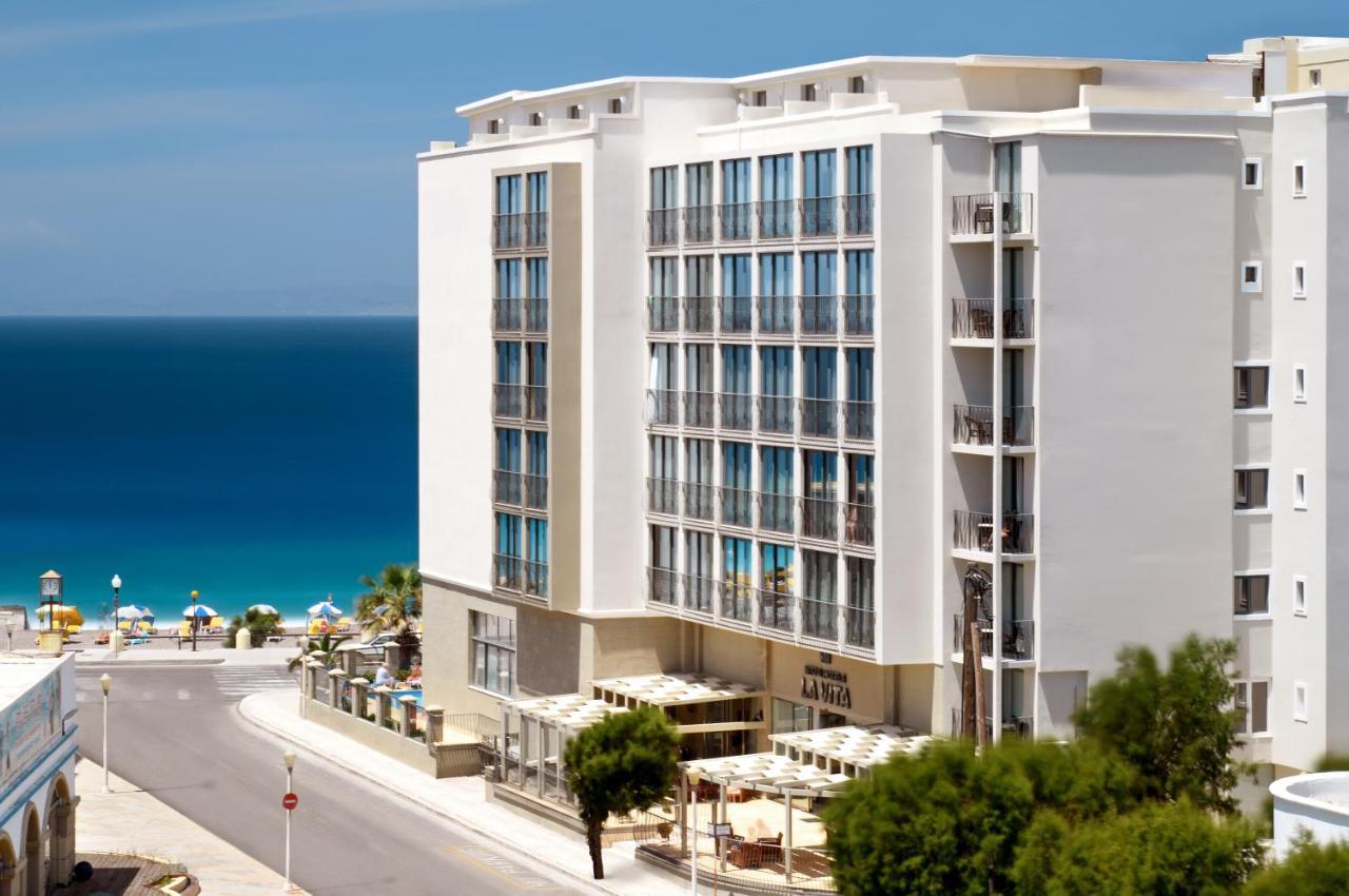 Rezervari Rhodos la hotelul Mitsis la Vita. Charter Rhodos