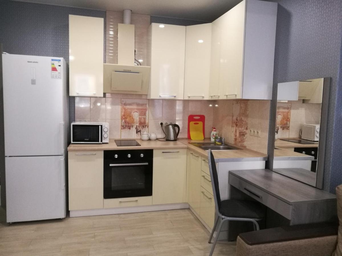 Апартаменты/квартира  Квартира - студия в новом доме с евроремонтом
