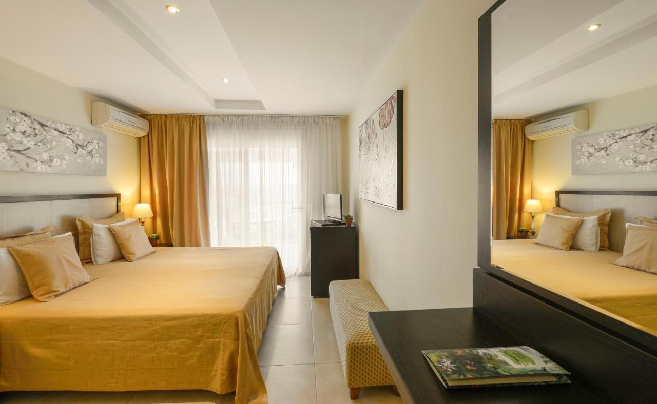 Отель  Alkyonis Hotel  - отзывы Booking