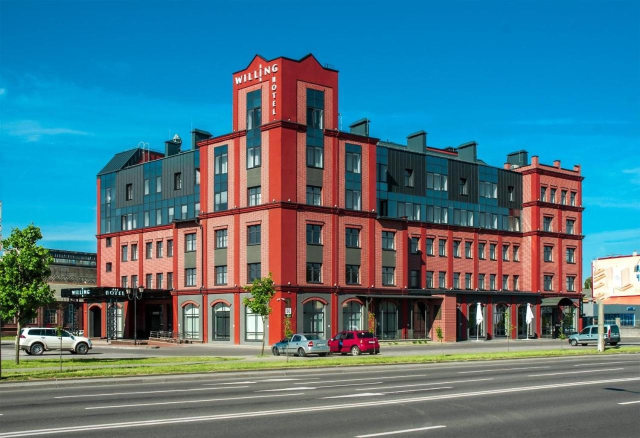 Отель  Willing Hotel